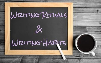 Rituals, Habits, and Getting the Words Down